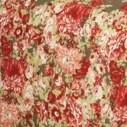 Cobre-leito Avulso Queen Percal 180 fios 100% Algodão - Aires Vermelho - Dui Design