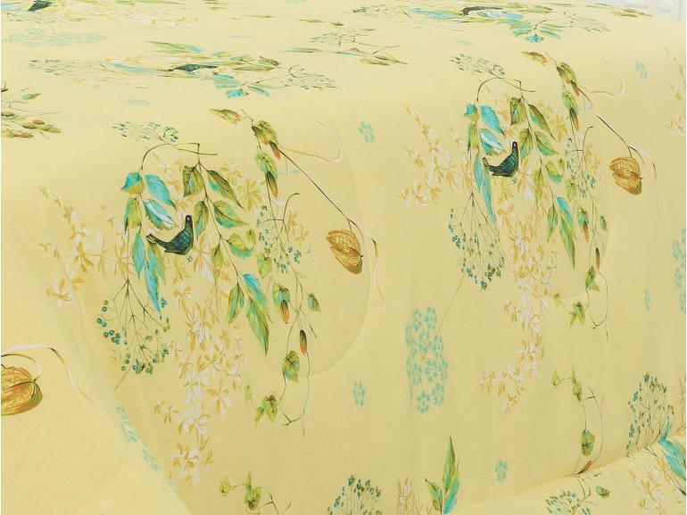 Jogo de Cama Queen 150 fios - Alberta Amarelo - Dui Design