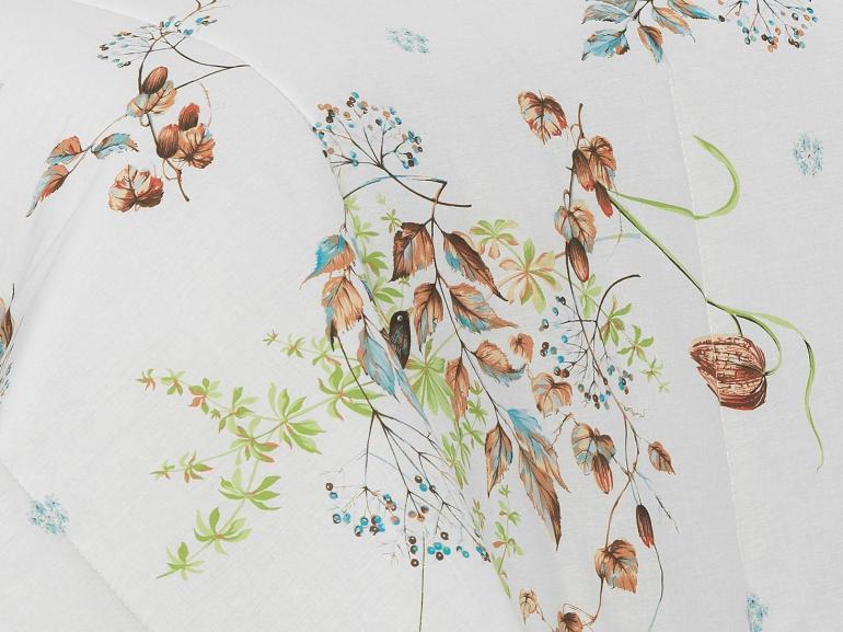 Jogo de Cama Casal 150 fios - Alberta Amendoa - Dui Design