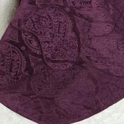 Edredom Solteiro Pele de Carneiro e Plush - Sherpa Allure Ameixa - Dui Design