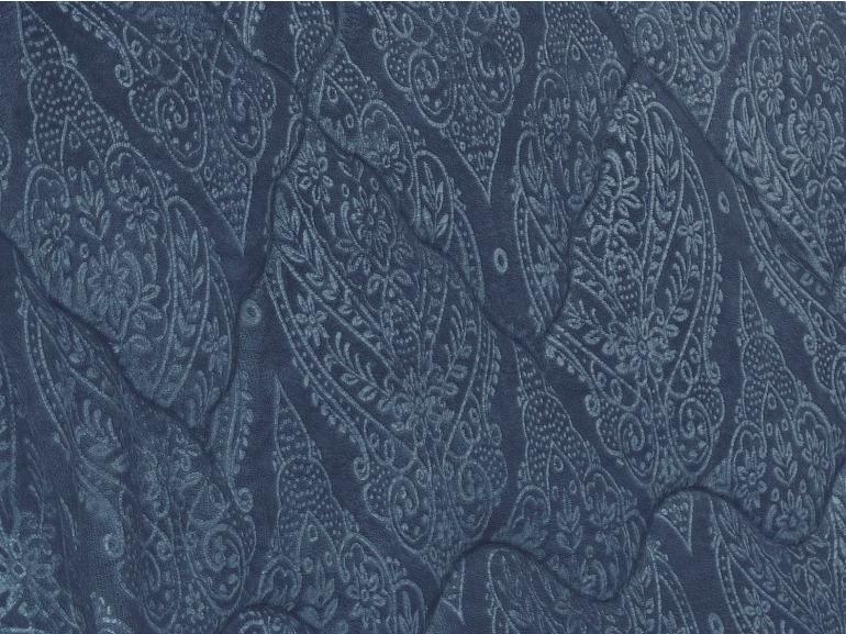 Edredom Casal Pele de Carneiro e Plush - Sherpa Allure Azul Stone - Dui Design