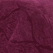 Edredom King Pele de Carneiro e Plush - Sherpa Allure Cereja - Dui Design