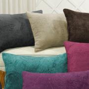 Fronha Avulsa Flannel feita de Manta de Microfibra Plush - Allure - Dui Design