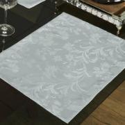 Jogo Americano 4 Lugares (4 peças) Fácil de Limpar 35x50cm - Amalfi Cinza - Dui Design