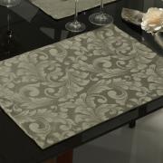 Jogo Americano 4 Lugares (4 peças) Fácil de Limpar 35x50cm - Baroque Fendi - Dui Design