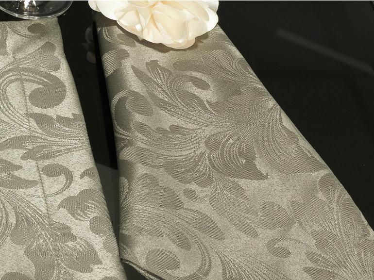 Kit: 4 Guardanapos 50x50cm - Baroque Fendi - Dui Design