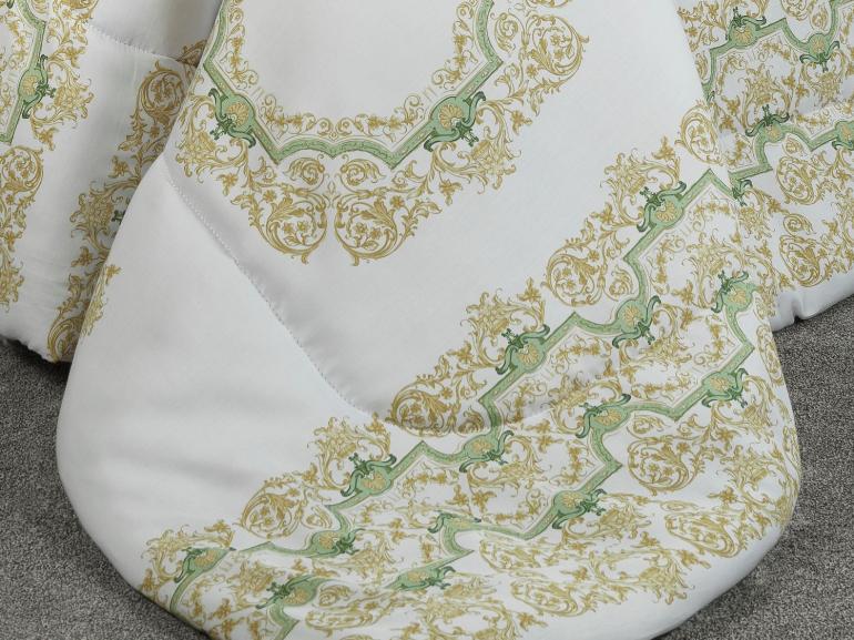 Jogo de Cama Queen Cetim 300 fios - Bellagio Marfim - Dui Design