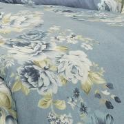 Edredom King 150 fios - Betania Azul Jeans - Dui Design