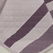 Enxoval Solteiro com Cobre-leito 5 peças Percal 180 fios - Billy Albergine - Dui Design