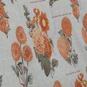 Jogo de Cama Queen Percal 200 fios - Botanic Stone - Dui Design