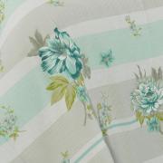 Jogo de Cama Casal 150 fios - Chalise Azul - Dui Design
