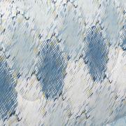 Jogo de Cama Solteiro 150 fios - Columbia Indigo - Dui Design