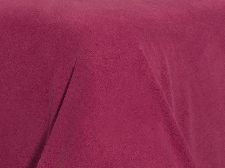 Jogo de Cama Casal Plush feito de Manta de Microfibra - Conforto Cereja - Dui Design