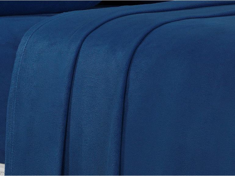 Jogo de Cama Queen Plush feito de Manta de Microfibra - Conforto Royal - Dui Design