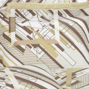 Jogo de Cama King 150 fios - Connor Café - Dui Design