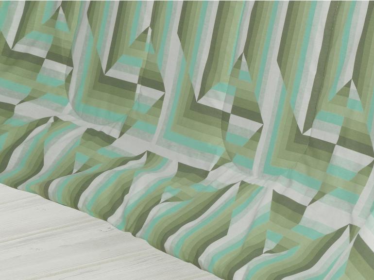 Jogo de Cama Casal Percal 200 fios - Darwin Confrei - Dui Design