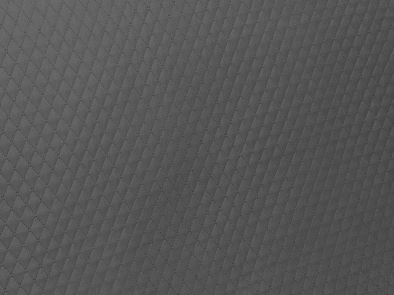 Kit: 1 Cobre-leito King Bouti de Microfibra Ultrasonic + 2 Porta-travesseiros - Diamond Grafite - Dui Design