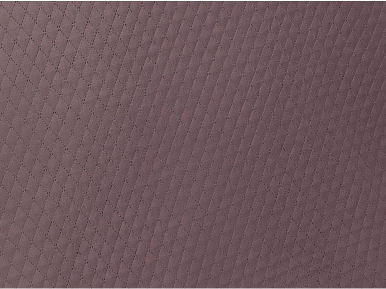 Kit: 1 Cobre-leito Solteiro Bouti de Microfibra Ultrasonic + 1 Porta-travesseiro - Diamond Uva - Dui Design