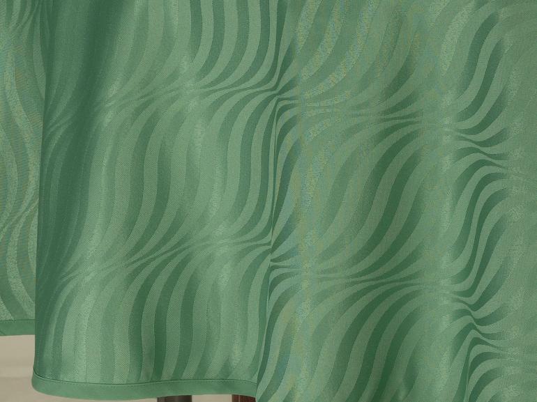 Toalha de Mesa Fácil de Limpar Redonda 220cm - Dijon Confrei - Dui Design