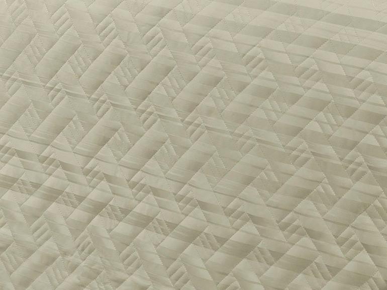 Jogo de Cama Casal Cetim de Algodão 1.000 fios - Dublin Marfim - Dui Design