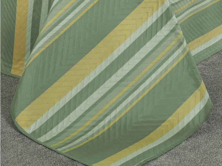 Kit: 1 Cobre-leito King Bouti de Microfibra Ultrasonic Estampada + 2 Porta-travesseiros - Edgar Confrei - Dui Design