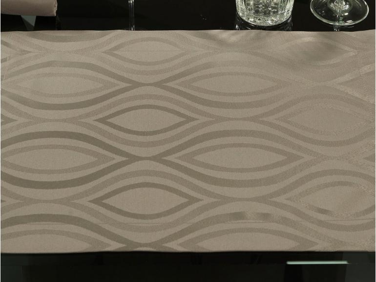 Jogo Americano 4 Lugares (4 peças) Fácil de Limpar 35x50cm - Fenix Noz Moscada - Dui Design