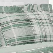 Enxoval Solteiro com Cobre-leito 5 peças 150 fios - Gales Confrei - Dui Design