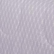 Edredom Solteiro Percal 200 fios - Ipsum Lilás - Dui Design
