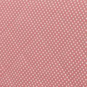 Kit: 1 Cobre-leito Casal + 2 Porta-travesseiros Percal 200 fios - Ipsum 6 Rosa Velho - Dui Design