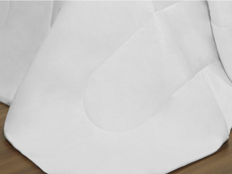Edredom Queen Percal 200 fios - Ipsum Branco - Dui Design