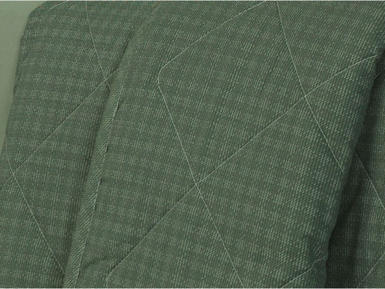 Kit: 1 Cobre-leito Solteiro + 1 Porta-travesseiro Percal 200 fios - Ipsum Confrei - Dui Design