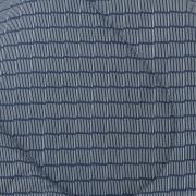 Edredom Queen Percal 200 fios - Ipsum Indigo - Dui Design