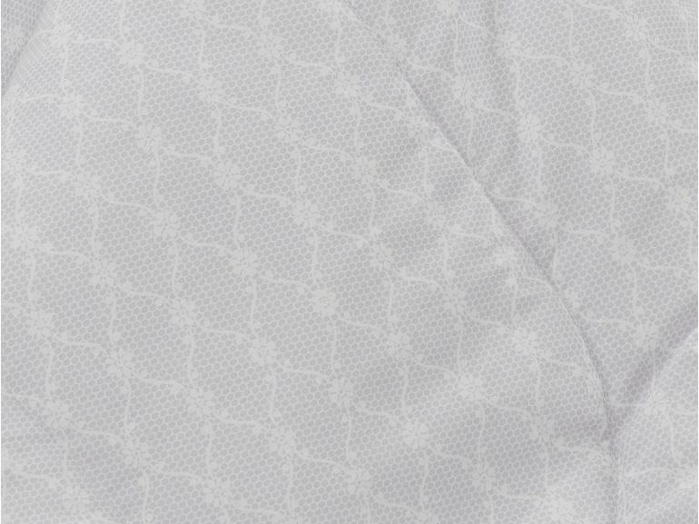 Edredom Queen Percal 200 fios - Ipsum Lilás - Dui Design
