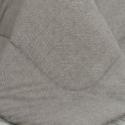 Edredom Solteiro Percal 200 fios - Ipsum Taupe - Dui Design