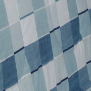 Edredom King 150 fios - Jasper Indigo - Dui Design