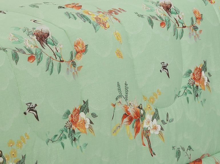 Jogo de Cama King 150 fios - Keiko Verde - Dui Design