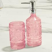 Kit para Bancada de Banheiro em Vidro 2 Peças - Venice - Dui Design