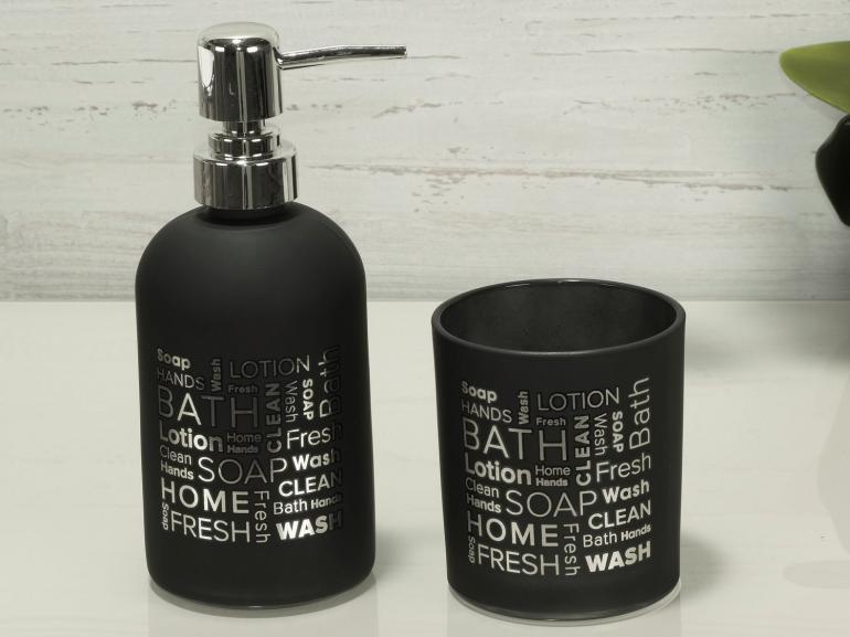 Kit para Bancada de Banheiro em Vidro 2 Peças - New York - Dui Design