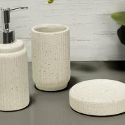 Kit para Bancada de Banheiro em Dolomite 3 Peças - Toronto - Dui Design