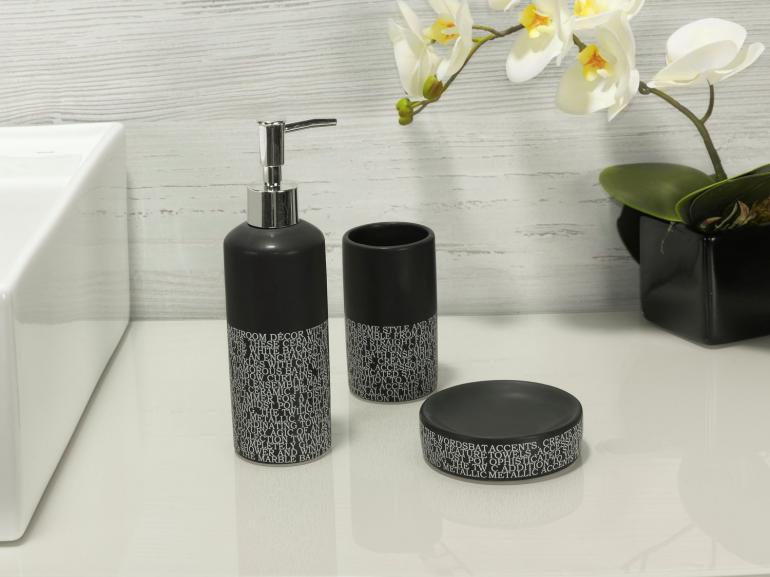 Kit para Bancada de Banheiro em Dolomite 3 Peças - Urbano - Dui Design