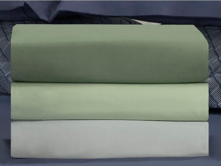 Lençol King com elástico Avulso Percal 200 fios 100% Algodão - Ipsum Cores - Dui Design