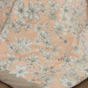 Jogo de Cama Queen 150 fios - Lidia Nude - Dui Design