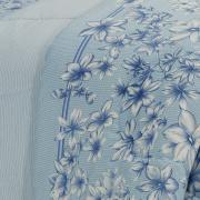 Jogo de Cama Queen 150 fios - Lidia Porcelana - Dui Design
