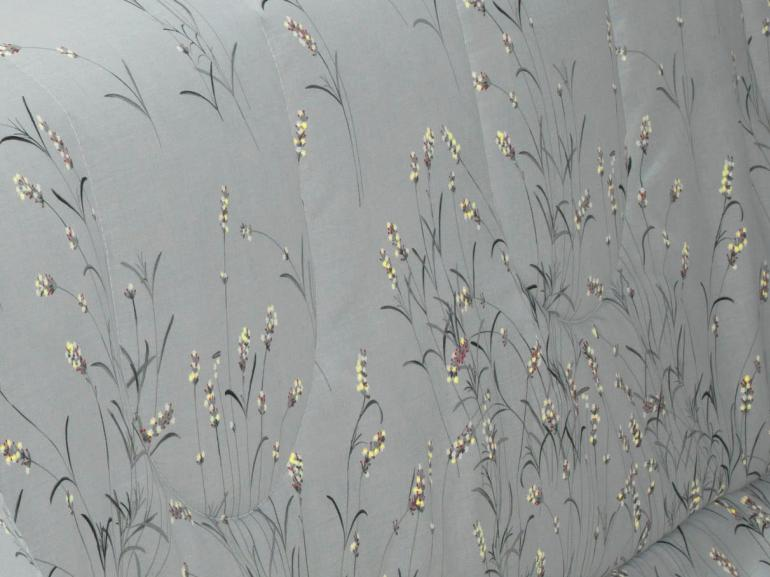 Jogo de Cama Casal 150 fios - Lisa Grafite - Dui Design