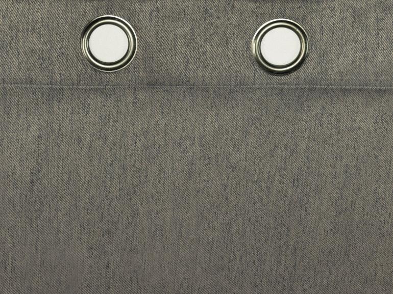 Cortina Blackout Mescla 2,50m de Altura para Varão entre 4,00m e 5,00m de Largura - London - Dui Design