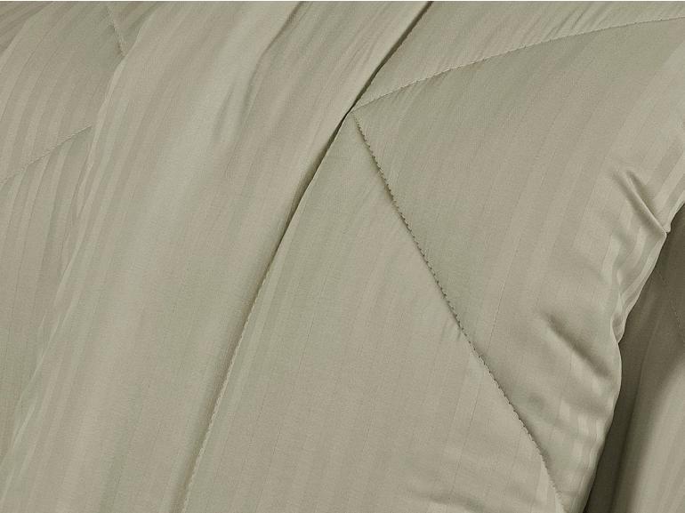 Jogo de Cama Queen Cetim 300 fios - London Bege - Dui Design