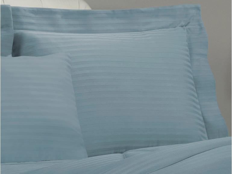 Jogo de Cama Queen Cetim 300 fios - London Jeans - Dui Design