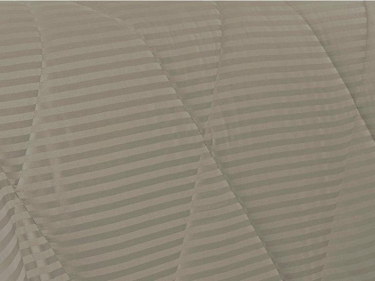 Jogo de Cama Queen Cetim 300 fios - London Taupe - Dui Design