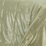 Edredom Casal Pele de Carneiro e Plush Micromink - Sherpa Londres Caqui - Dui Design