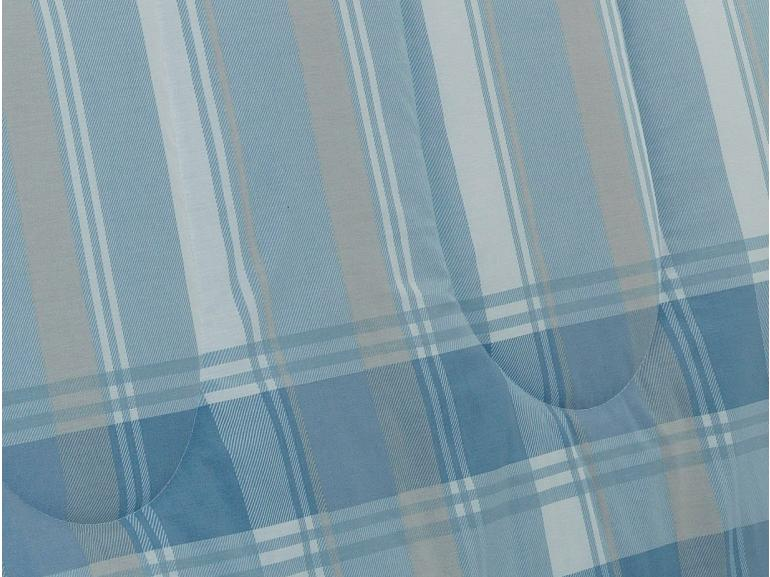 Jogo de Cama Queen Percal 200 fios - Lorde Azul - Dui Design